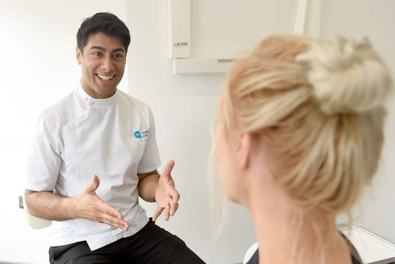 Invisalign CONSULTATION Smile Rooms