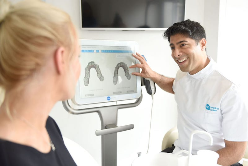 Invisalign Treatment Smile Rooms